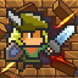 Buff Knight - RPG Runner App (Android)