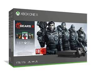 Xbox One X 1TB, Gears 5 Bundle