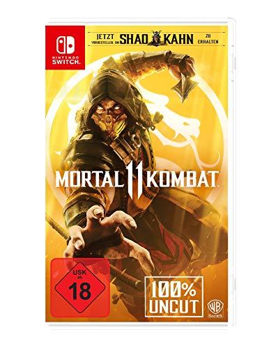 Mortal Kombat 11 (Switch/Xbox)