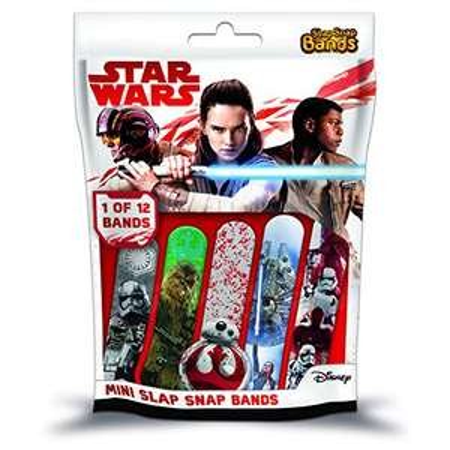 Klatscharmband CRAZE Slap SNAP Bands Star Wars VIII PLUSPRODUKT
