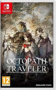 LIBRO - Octopath Traveler (Switch)