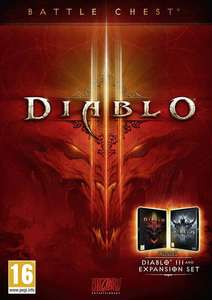 Diablo III 3 Battle Chest (PC)