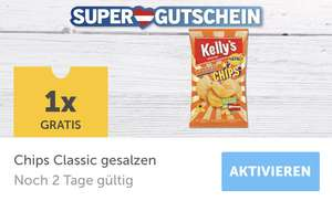 Lidl: 1 x Kelly's Chips gratis