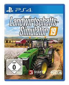 Landwirtschafts-Simulator 19 (Playstation 4/Xbox)