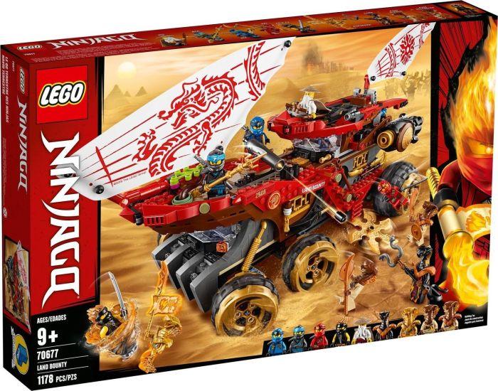 LEGO Ninjago - Wüstensegler