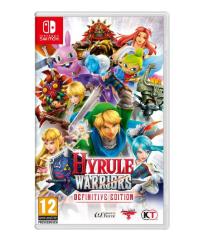 Hyrule Warriors - Definitive Edition (Nintendo Switch)