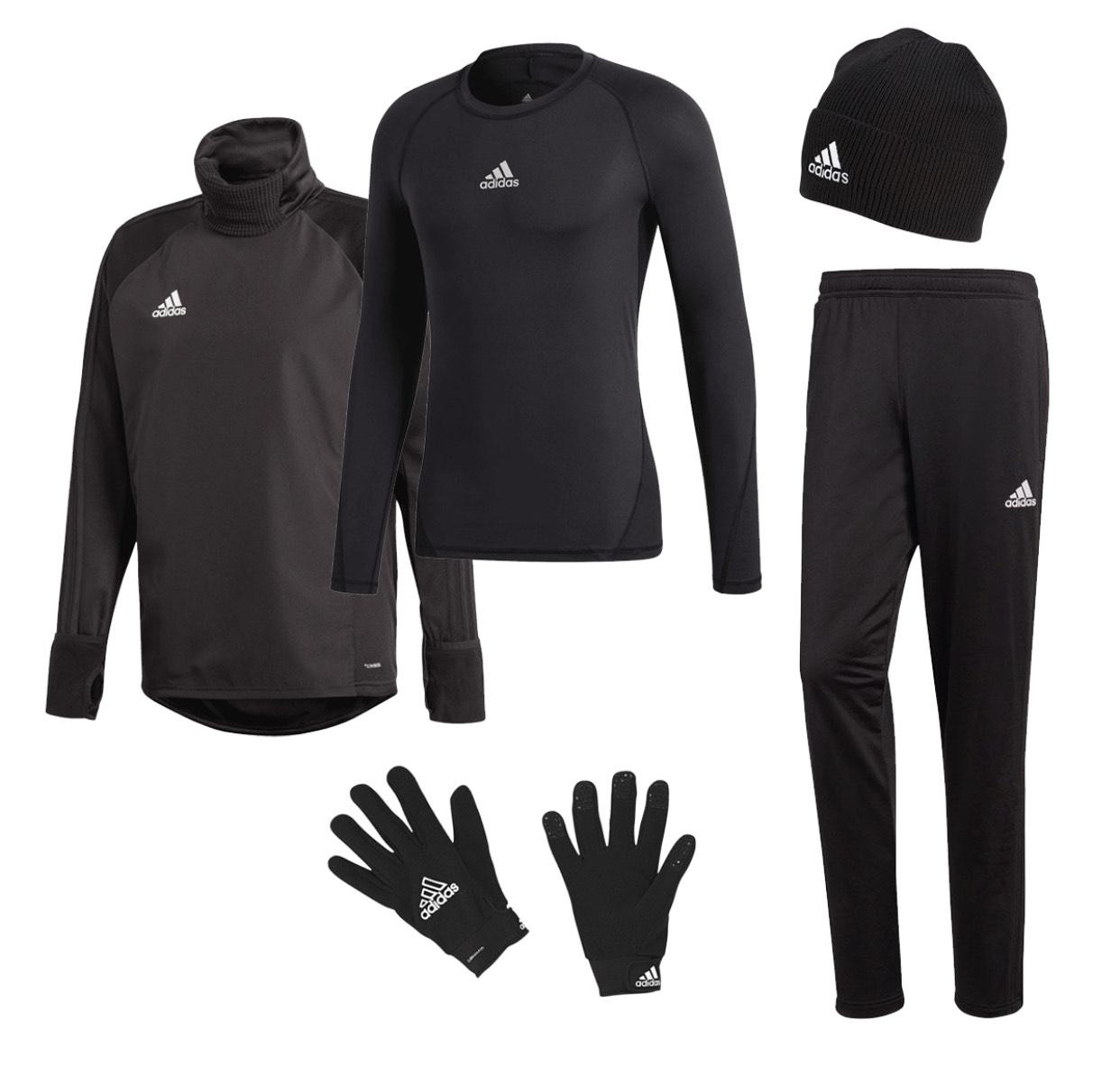 Adidas Winterset Condivo 18 5-teilig