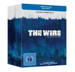 The Wire - Die komplette Serie