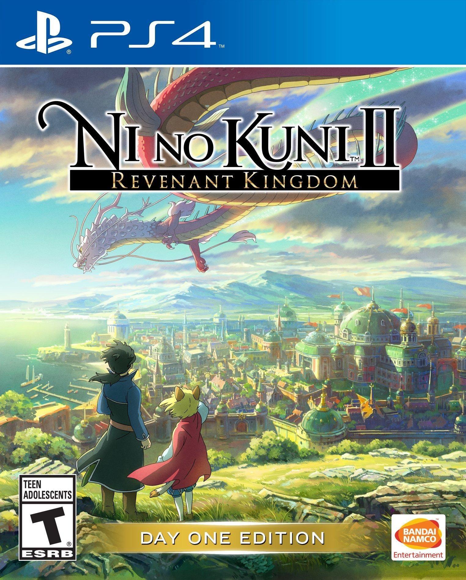 [PS4] Ni No Kuni 2: Schicksal eines Königreichs