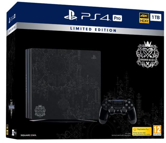 [Gamestop] PlayStation 4 Pro 1TB Konsole Kingdom Hearts III Limited Edition