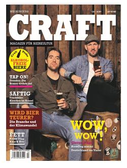 Kostenlose Ausgabe Meininger Craft Magazin für Bierkultur
