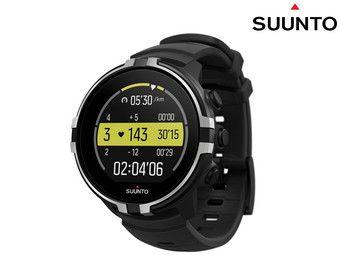 Suunto Spartan Sport Wrist HR Baro Pulsuhr mit GPS, Barometer und Wetterfunktion
