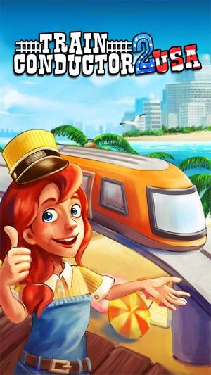 Train Conductor 2: USA für iOS kostenlos