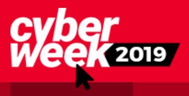 CMG Cyberweek 2019 - Hard- und Softwarebereich zu neuen Bestpreisen