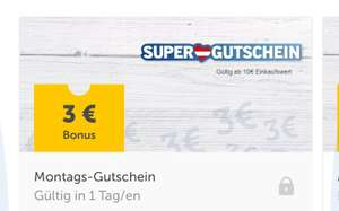 [Lidl plus] Gutschein -3 € ab 10 €