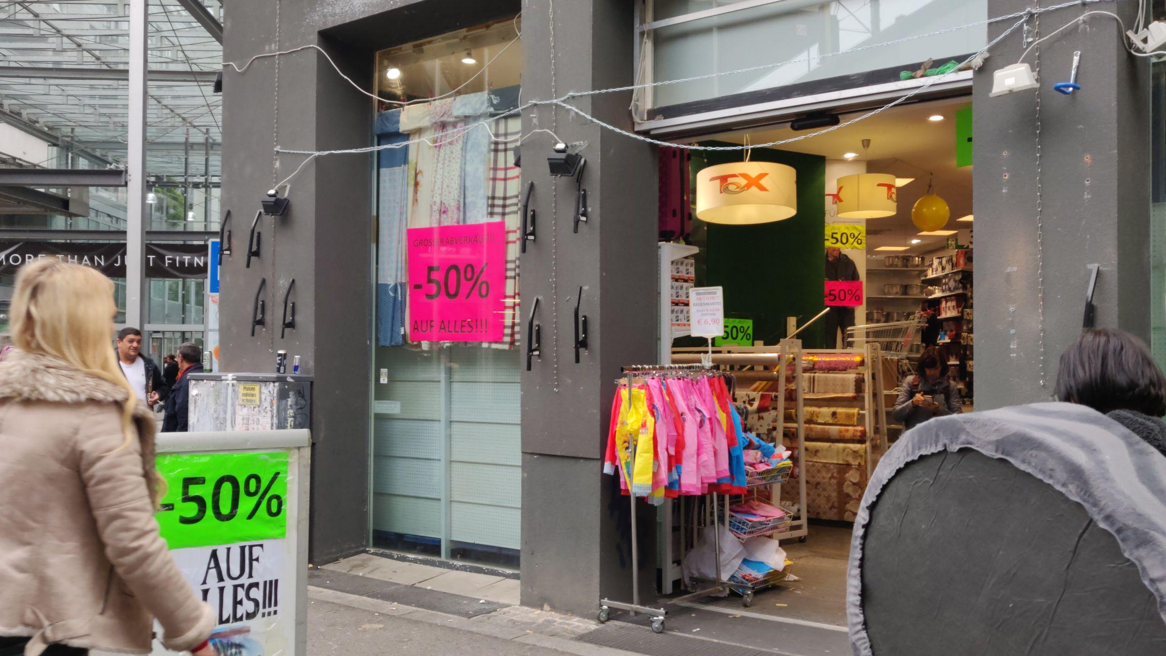 [lokal Handelskai] Padani -50% auf alles