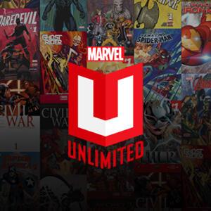2 Monate kostenlos von Marvel Unlimited