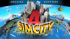 SimCity 4 Deluxe Edition (Mac, Steam)