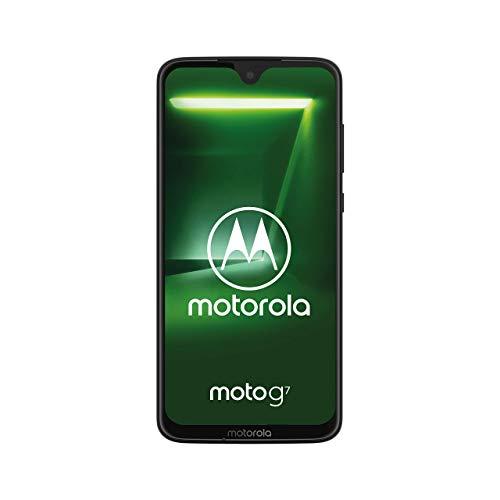 Moto G7 Dual-SIM Smartphone (6,2 Zoll Display, 12-MP-Dual-Kamera, 64GB/4GB, Android 9.0)