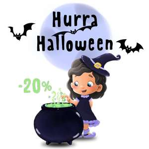 Hurra Helden Halloween Special 20%