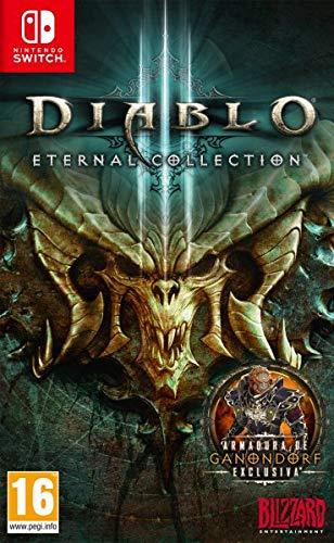 Amazon Spanien: Diablo III - Eternal Collection (Switch)