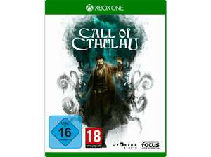 Call Of Cthulhu (Playstation 4 / Xbox)