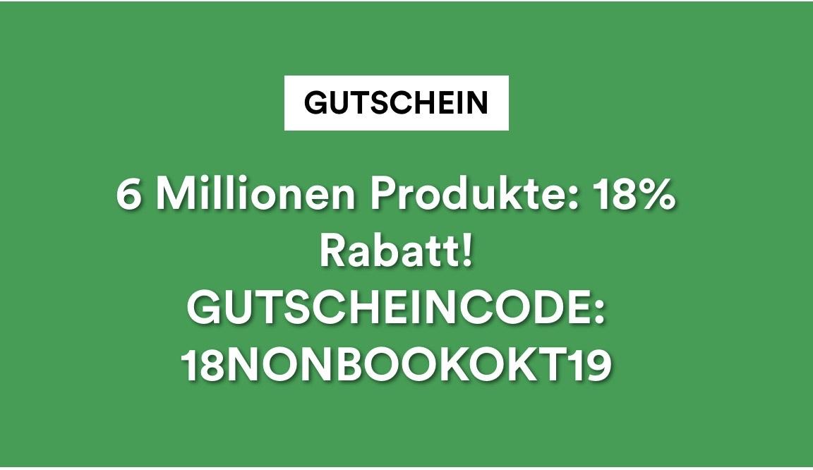 Thalia: 6 Millionen Produkte, 18% Rabatt