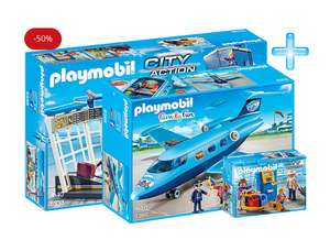 Playmobil Bundle City-Flughafen
