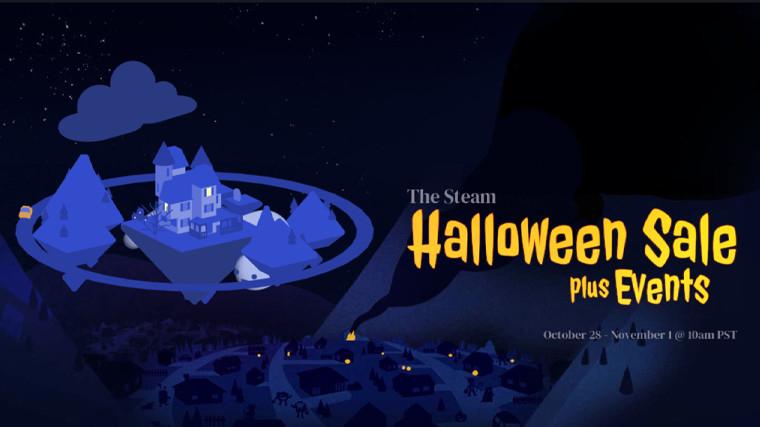 """Steam-Halloween Sale startet """"jetzt"""""""