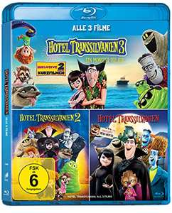Hotel Transsilvanien 1 -3, Blu-ray Collection