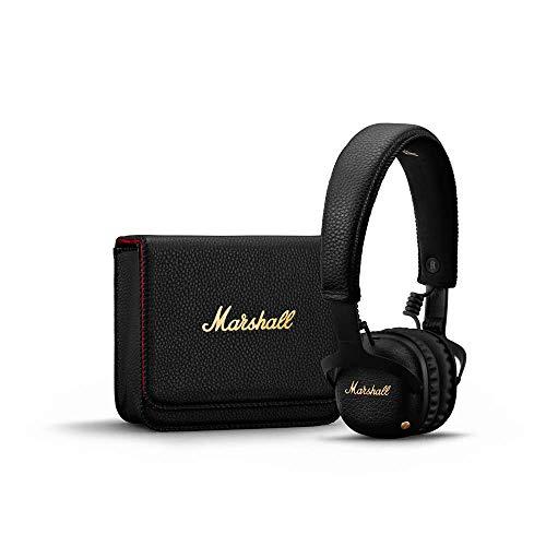 Marshall Mid ANC Bluetooth Kopfhörer - Schwarz