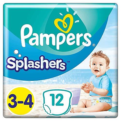 Preisjäger Junior: 96x Pampers Splasher Schwimmhose/-windel, Größe 3-4