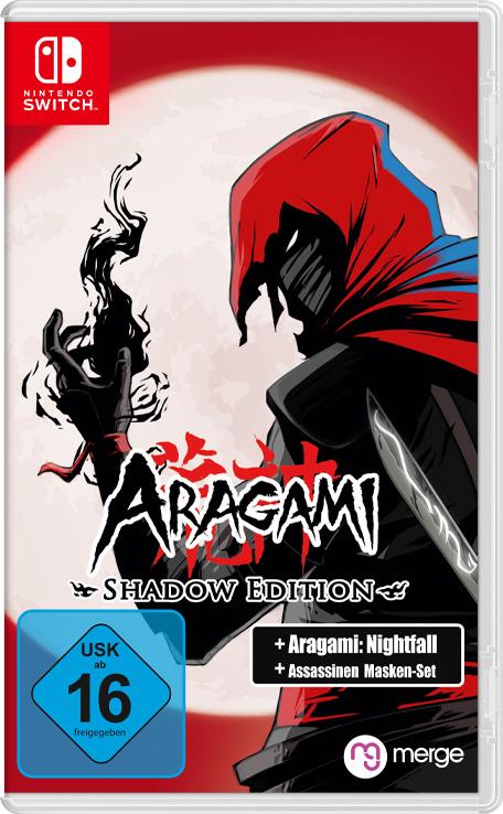 Aragami: Shadow Edition (Switch) für 14,99€ oder für 12,06€ ZAF (eShop)