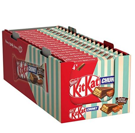 "68x KitKat Chunky ""Salted Caramel"""