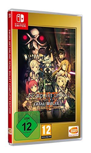 Sword Art Online: Fatal Bullet Complete Edition - [Nintendo Switch]