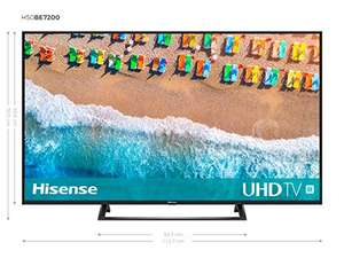"""Hisense """"H50BE7200"""" 50"""" UHD TV"""