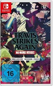 Travis Strikes Again: No More Heroes + Season Pass - [Nintendo Switch]