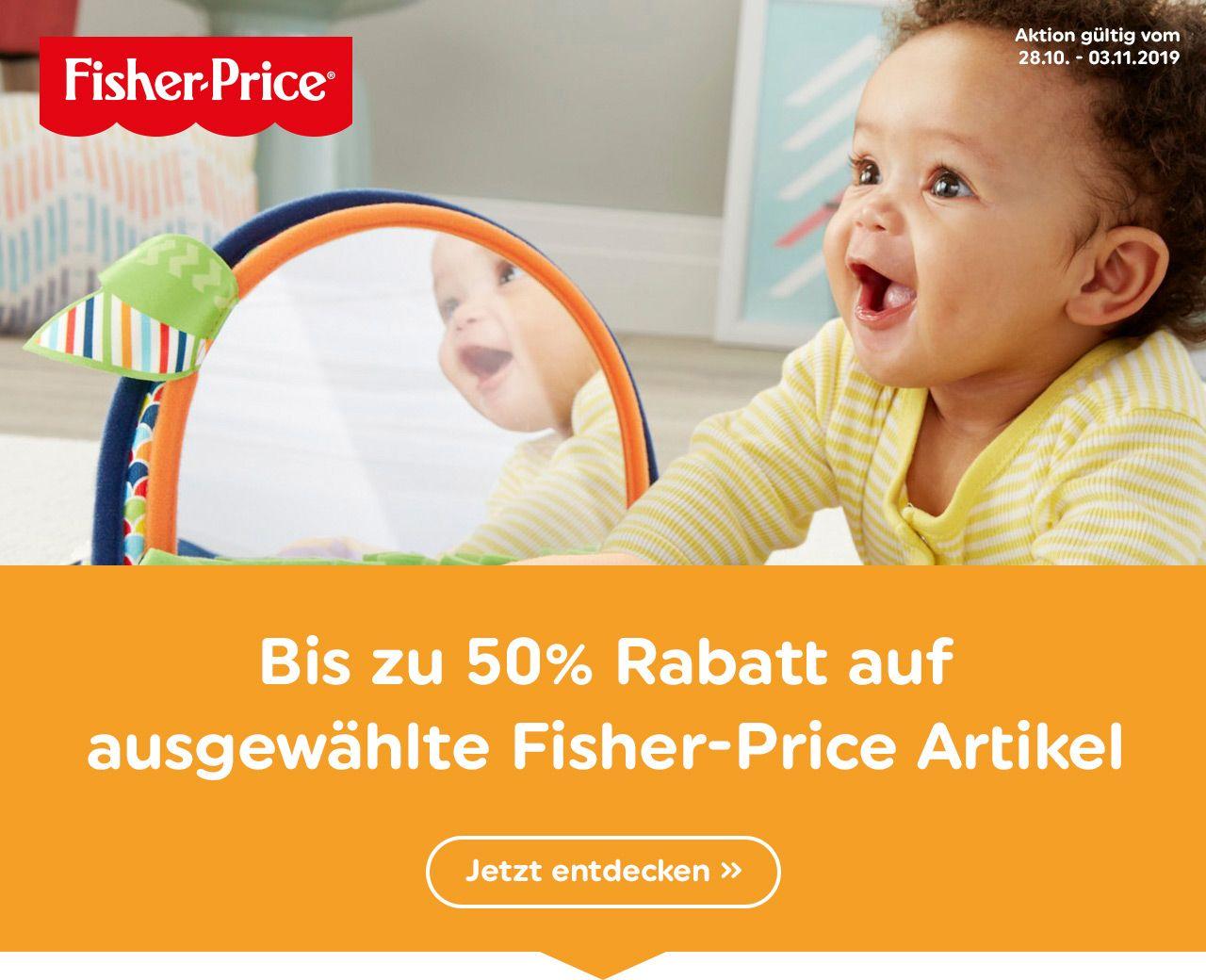 Fisher-Price Angebote bis - 50%