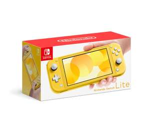 [EbaySBdirect24] Switch Lite in gelb