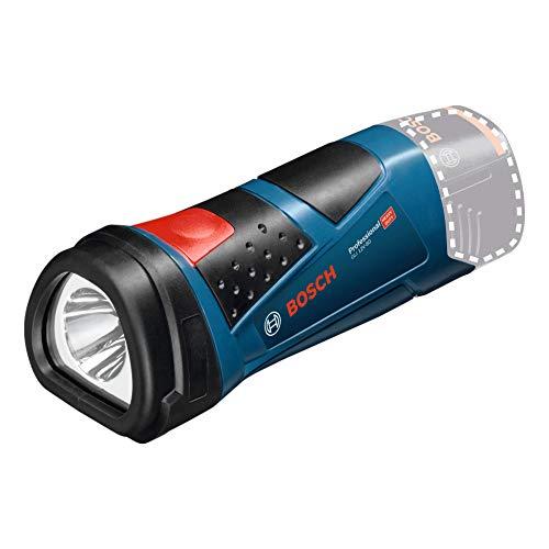 Amazon - Bosch Professional Akku Taschenlampe GLI 12V-80 (ohne Akku, 12 Volt, im Karton) 10,99 Euro