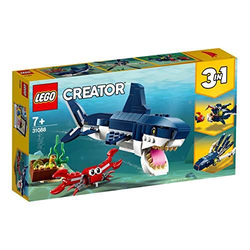 Lego Creator 3in1 - Bewohner der Tiefsee