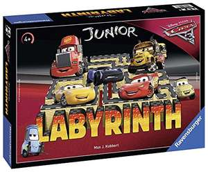 Preisjäger Junior: Junior Labyrinth (Cars 3)
