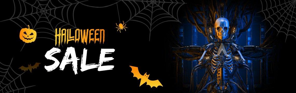 Halloween Sale auf CDKeys