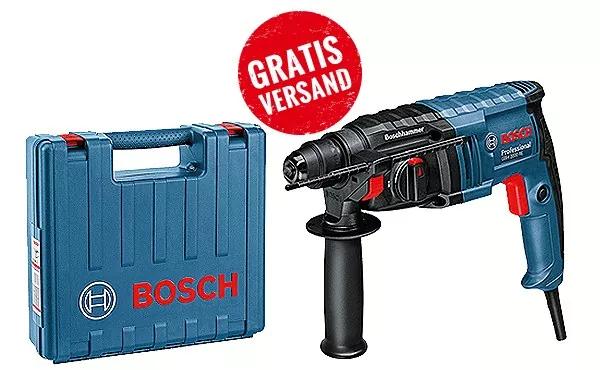 (Restposten) Bosch Bohrhammer GBH 2000 / Bosch Handkreissäge GKS 190