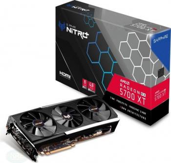 Sapphire Nitro+ Radeon RX 5700 XT 8G, 8GB GDDR6, 2x HDMI, 2x DP