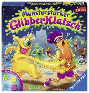 Preisjäger Junior: Monsterstarker Glibber-Klatsch