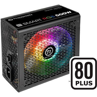 Thermaltake Smart RGB 500W ATX 2.3 (PS-SPR-0500NHSAWE-1)