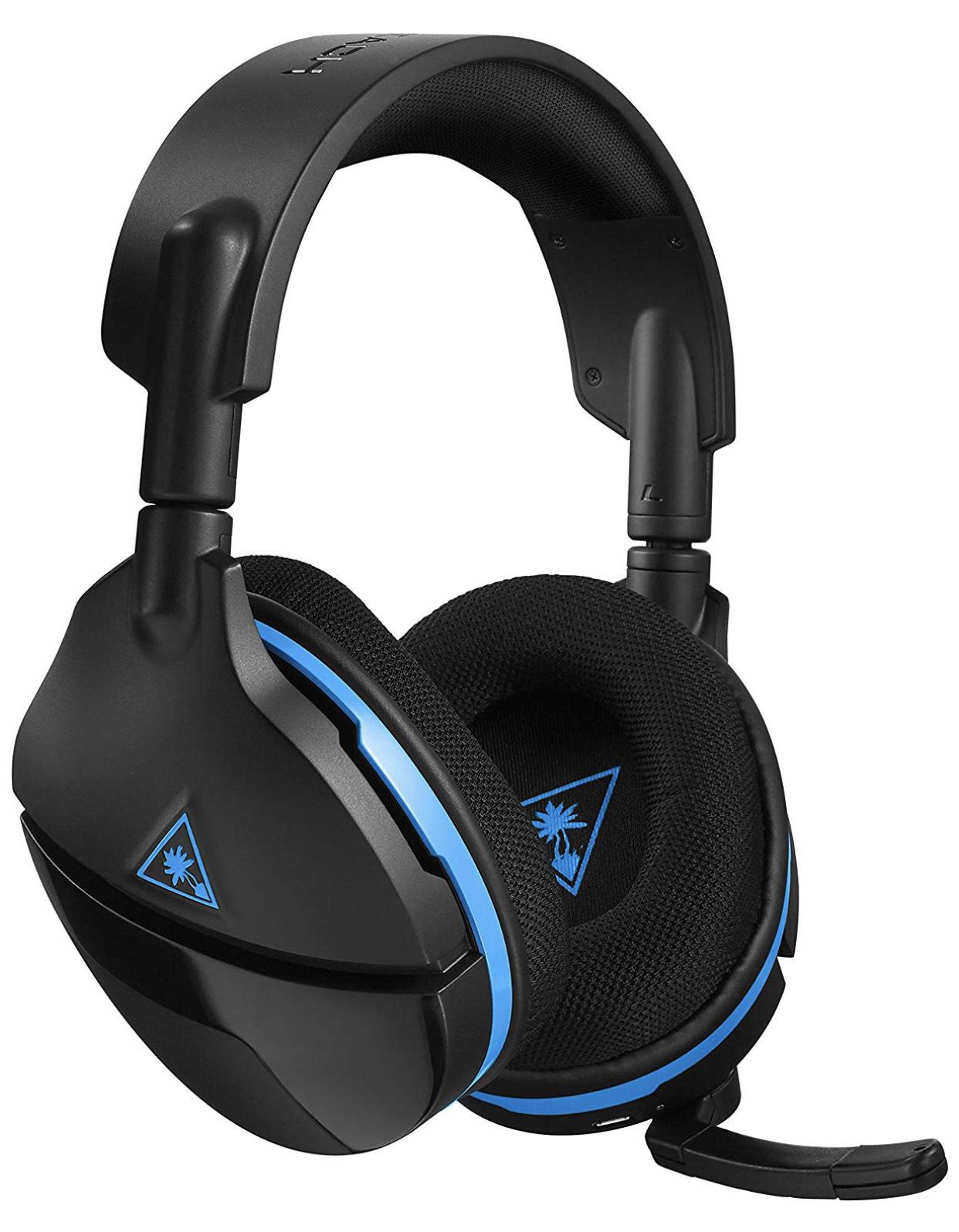 Turtle Beach Stealth 600 Kabellos Surround Sound Gaming-Headset für Ps4 oder Xbox One