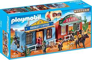 Playmobil Western City