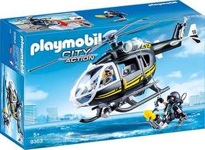 Playmobil City Action - SEK Helikopter (9363)
